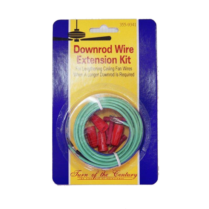 Downrod Wire Extension Kit