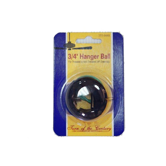 Hanger Ball three quarter inch